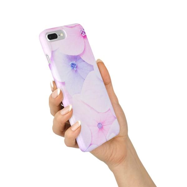 Bjornberry iPhone 6/6s Plus Premium Skal - Romantic Flowers