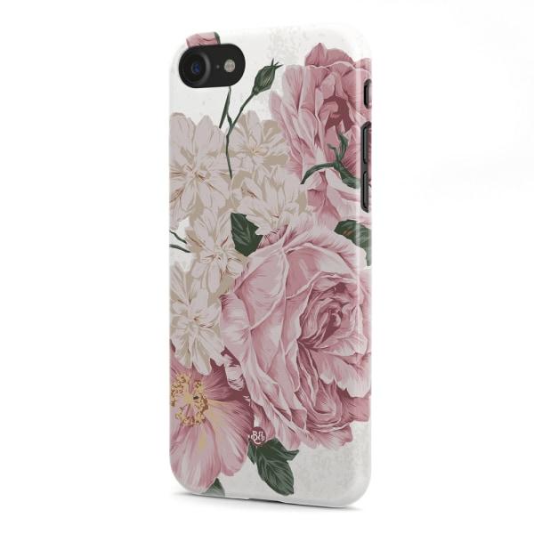 Bjornberry iPhone 6/6s Premium Skal - Pink Roses