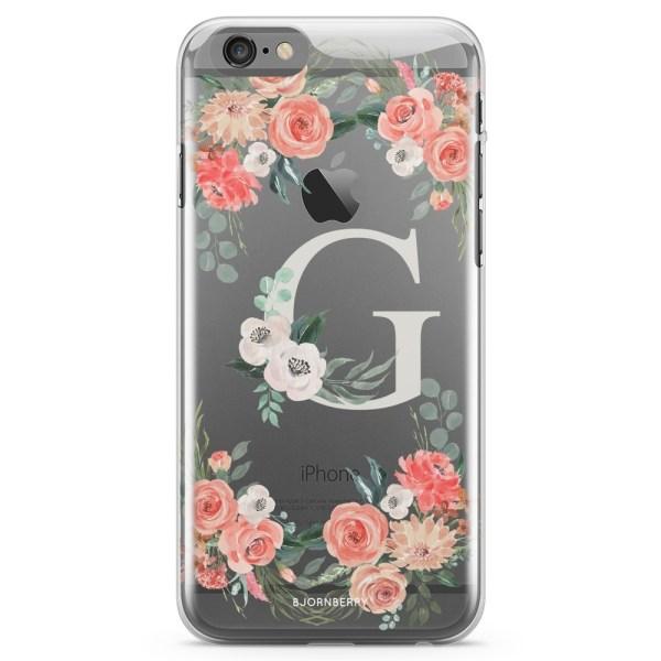 Bjornberry iPhone 6/6s TPU Skal - Monogram G