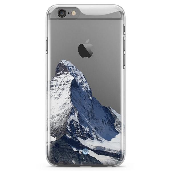 Bjornberry iPhone 6/6s TPU Skal - Mountain