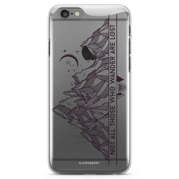 Bjornberry iPhone 6/6s TPU Skal - Nomad