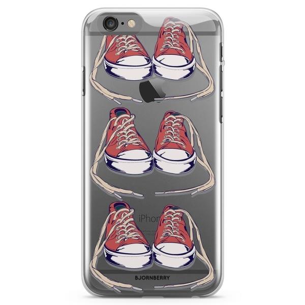 Bjornberry iPhone 6/6s TPU Skal - Skor
