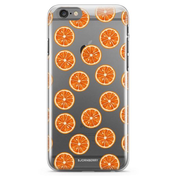 Bjornberry iPhone 6 Plus/6s Plus TPU Skal - Citrus