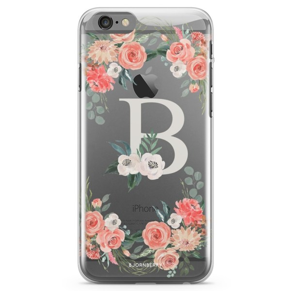 Bjornberry iPhone 6 Plus/6s Plus TPU Skal - Monogram B