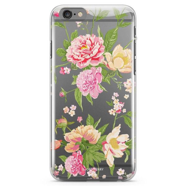 Bjornberry iPhone 6 Plus/6s Plus TPU Skal - Pioner