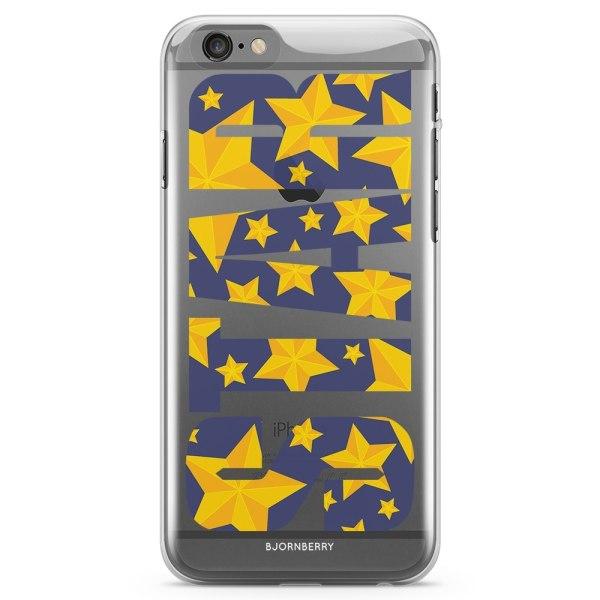 Bjornberry iPhone 6 Plus/6s Plus TPU Skal - STAR