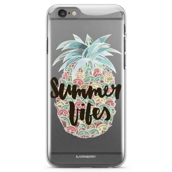 Bjornberry iPhone 6 Plus/6s Plus TPU Skal - Summer Vibes