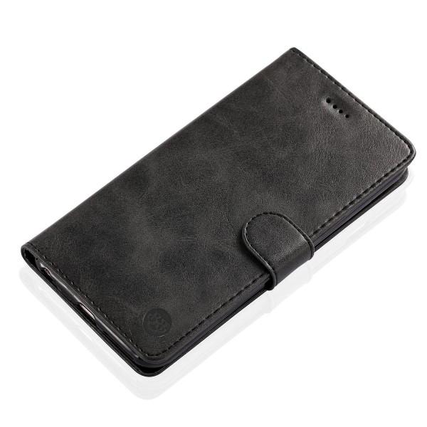 Bjornberry iPhone 7/8/SE 2020 Plånboksfodral - Svart