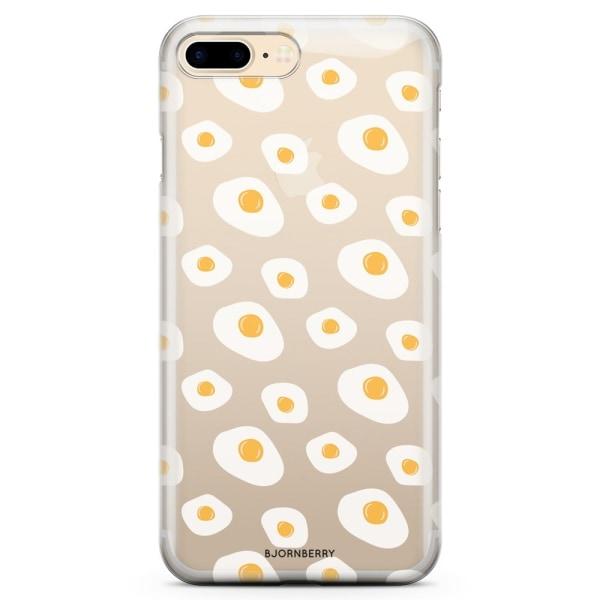Bjornberry iPhone 7 Plus TPU Skal - Ägg