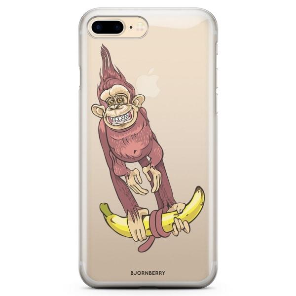 Bjornberry iPhone 7 Plus TPU Skal - Apa