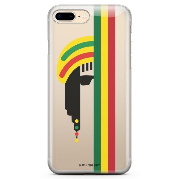 Bjornberry iPhone 7 Plus TPU Skal - Marley