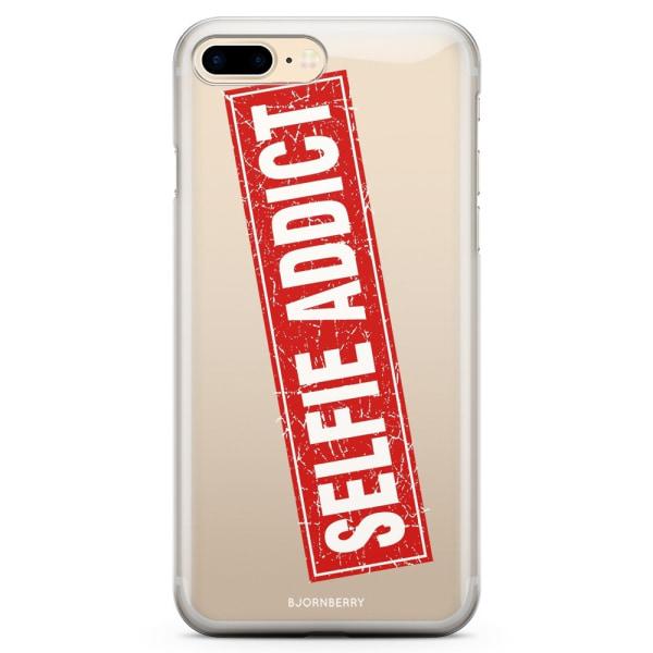 Bjornberry iPhone 7 Plus TPU Skal - Selfie Addict
