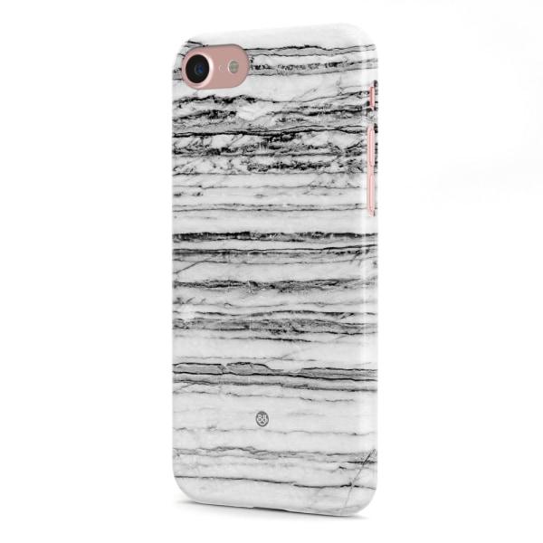 Bjornberry iPhone 7 Premium Skal - Grey Marble