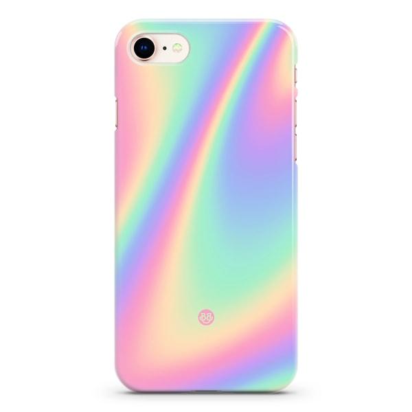 Bjornberry iPhone 7 Premium Skal - Rainbow