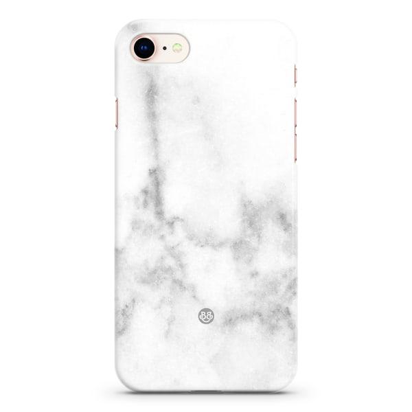 Bjornberry iPhone 7 Premium Skal - White Marble