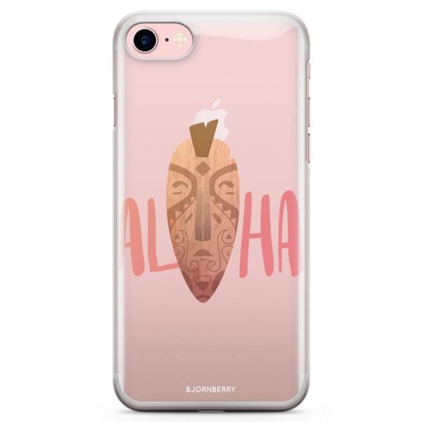 Bjornberry iPhone 7 TPU Skal - Aloha
