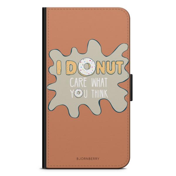 Bjornberry OnePlus 5T Plånboksfodral - I Donut Care