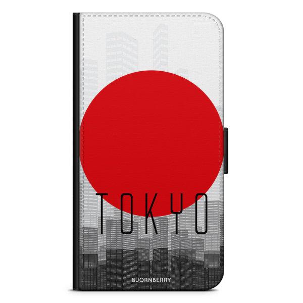 Bjornberry OnePlus 5T Plånboksfodral - Tokyo