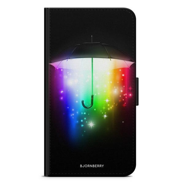 Bjornberry Plånboksfodral Google Pixel 3 - Magiskt Paraply