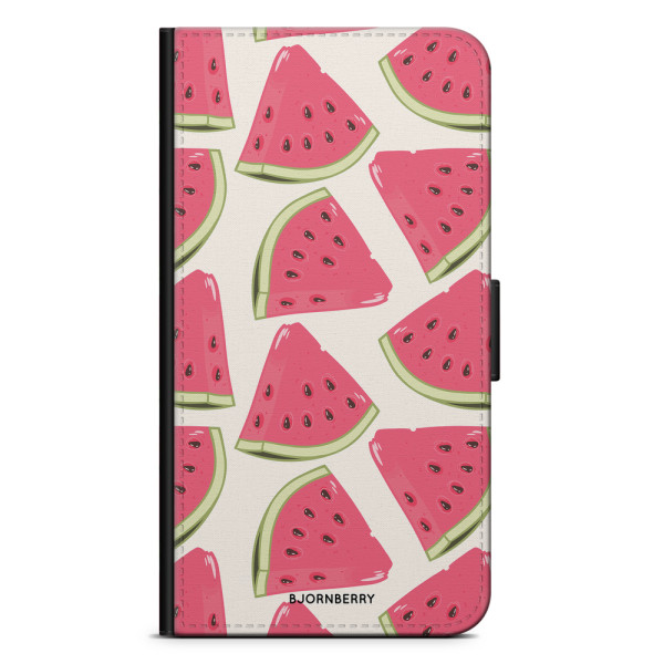 Bjornberry Plånboksfodral HTC 10 - Vattenmelon