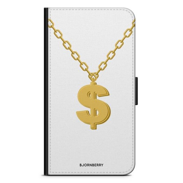 Bjornberry Plånboksfodral Huawei Honor 10 - Dollarkedja