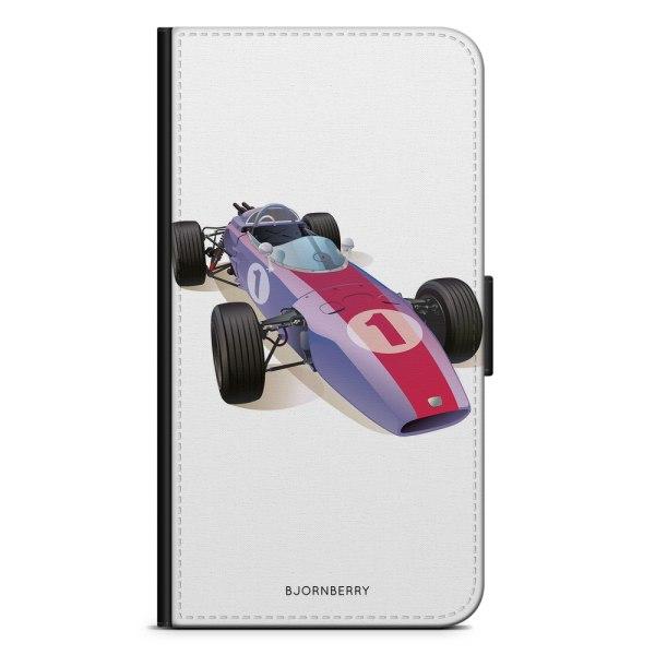 Bjornberry Plånboksfodral Huawei Honor 10 - Klassisk F1 Bil