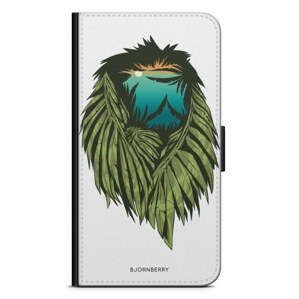 Bjornberry Plånboksfodral Huawei Honor 10 - Löv Lejon