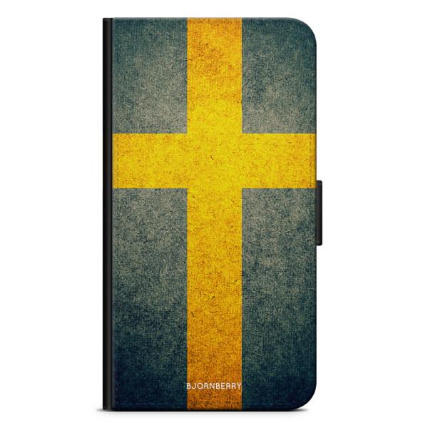 Bjornberry Plånboksfodral Huawei Honor 10 - Sverige