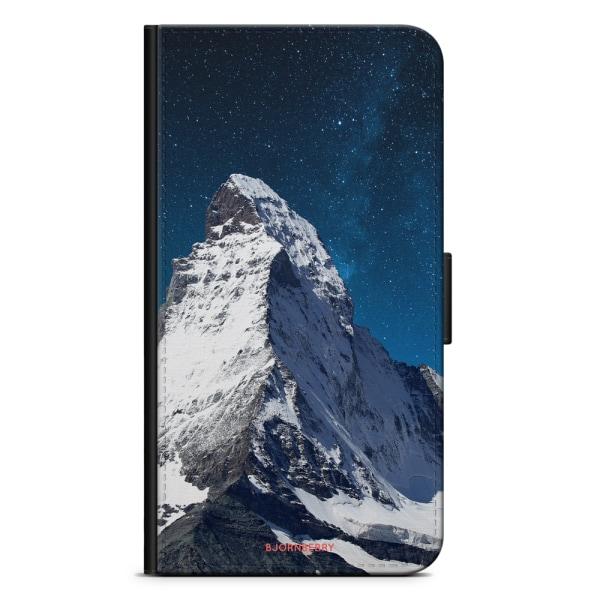 Bjornberry Plånboksfodral Huawei Honor 8 - Mountain