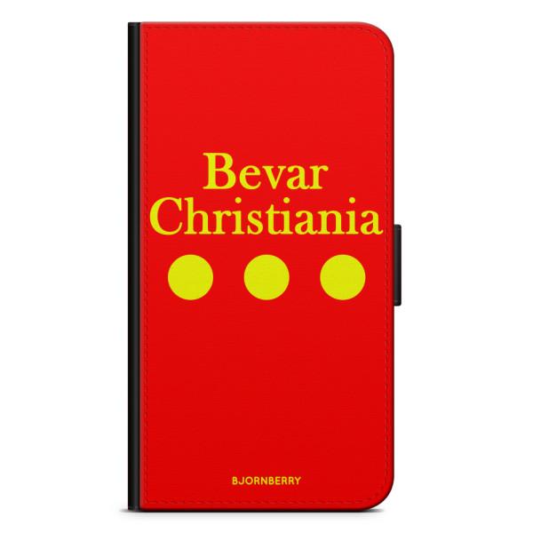Bjornberry Plånboksfodral Huawei Honor 9 - Bevar Christiania