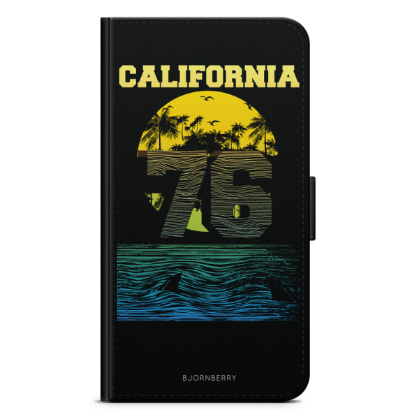Bjornberry Plånboksfodral Huawei Honor 9 - California -76