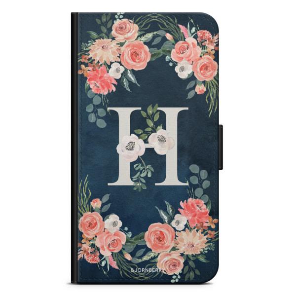 Bjornberry Plånboksfodral Huawei Honor 9 - Monogram H