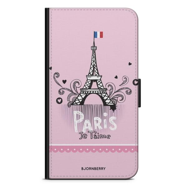 Bjornberry Plånboksfodral Huawei Honor 9 - Paris je taime