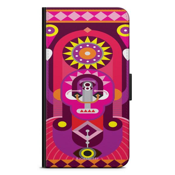 Bjornberry Plånboksfodral Huawei Mate 8 - Totem