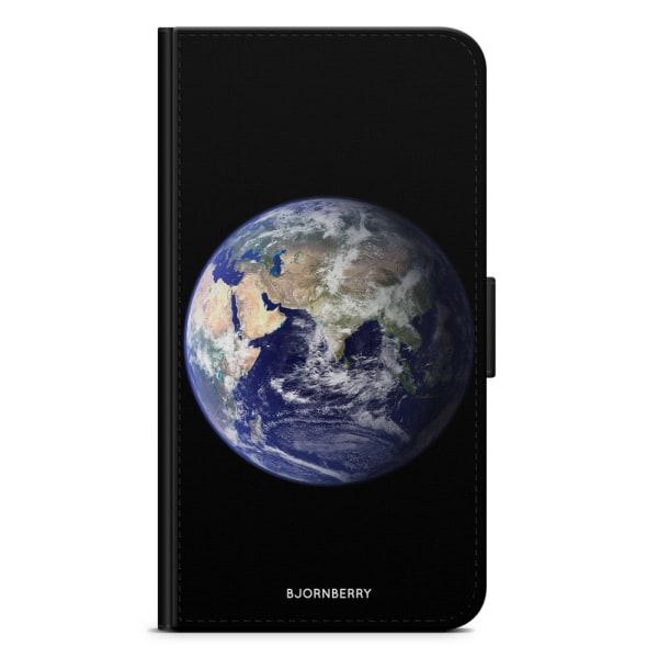 Bjornberry Plånboksfodral Huawei Nexus 6P - Jorden
