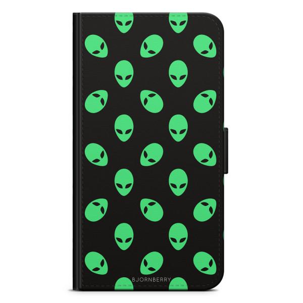Bjornberry Plånboksfodral Huawei P10 Lite - Alien