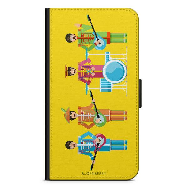 Bjornberry Plånboksfodral Huawei P10 Lite - Beatles