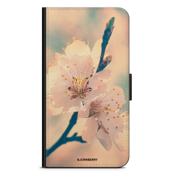 Bjornberry Plånboksfodral Huawei P10 Lite - Blossom
