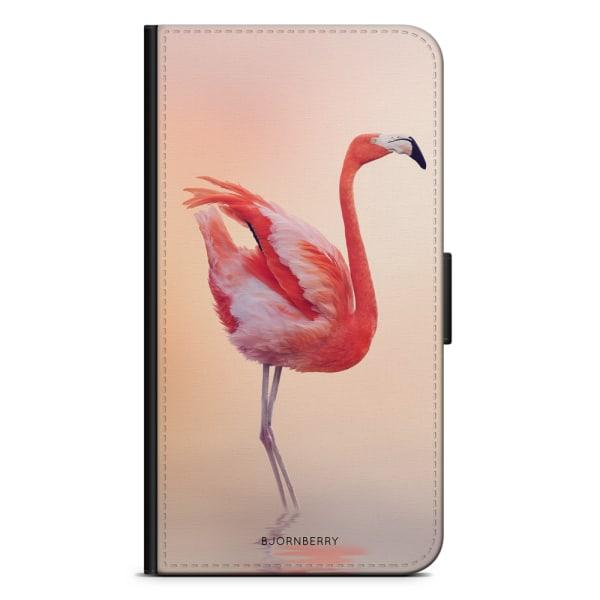 Bjornberry Plånboksfodral Huawei P20 - Flamingo