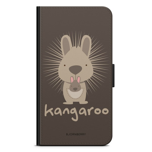 Bjornberry Plånboksfodral Huawei P20 - Känguru