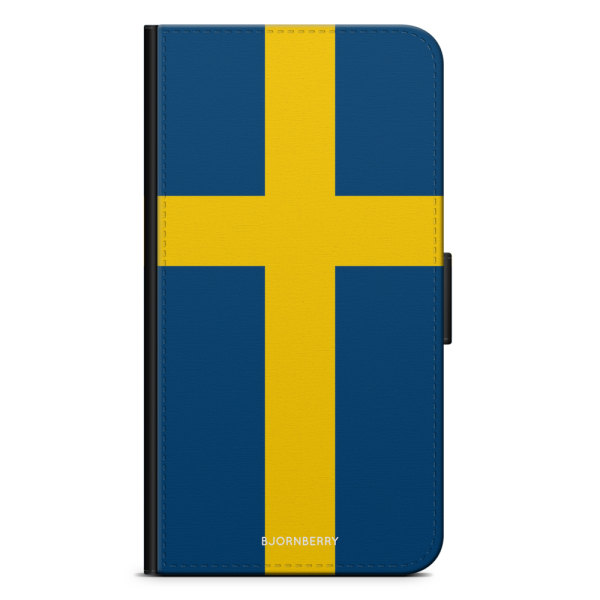 Bjornberry Plånboksfodral Huawei P20 - Sverige