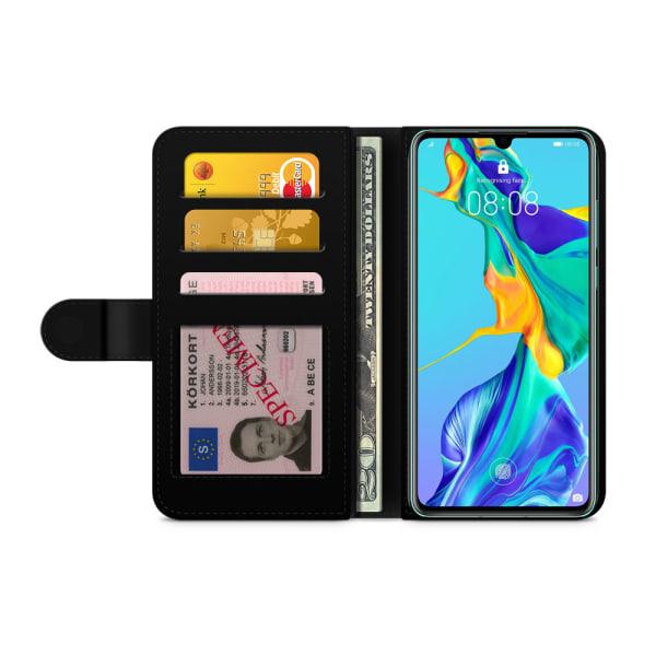 Bjornberry Plånboksfodral Huawei P30 - Rebecca