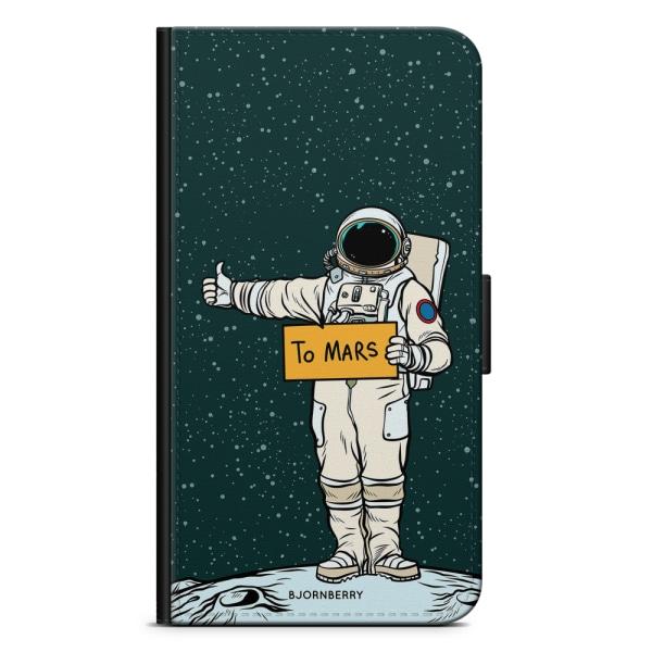 Bjornberry Plånboksfodral Huawei P30 Lite - Astronaut