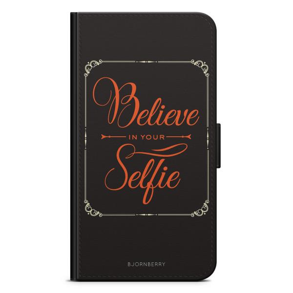 Bjornberry Plånboksfodral Huawei P30 Lite - Selfie