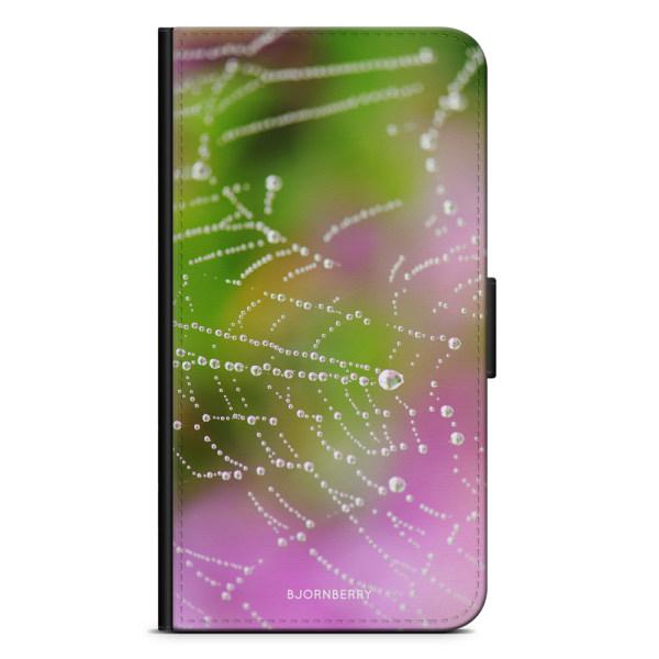 Bjornberry Plånboksfodral Huawei P30 Lite - Spindelnät
