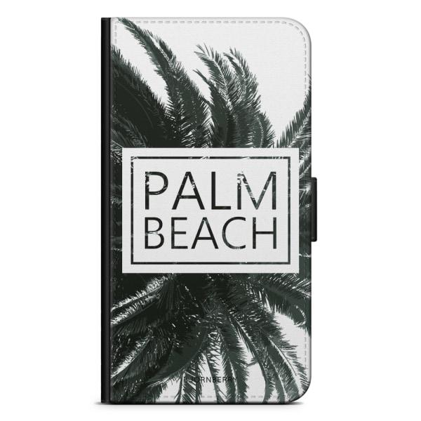 Bjornberry Plånboksfodral Huawei P30 - Palm Beach