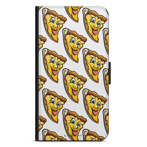 Bjornberry Plånboksfodral Huawei P30 Pro - Pizzamönster