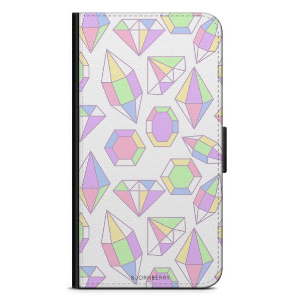 Bjornberry Plånboksfodral Huawei P8 Lite - Diamanter