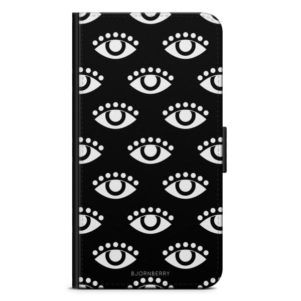 Bjornberry Plånboksfodral Huawei P8 Lite - Ögon