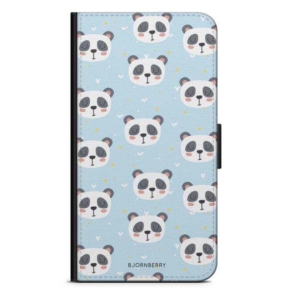 Bjornberry Plånboksfodral Huawei P8 Lite - Pandamönster